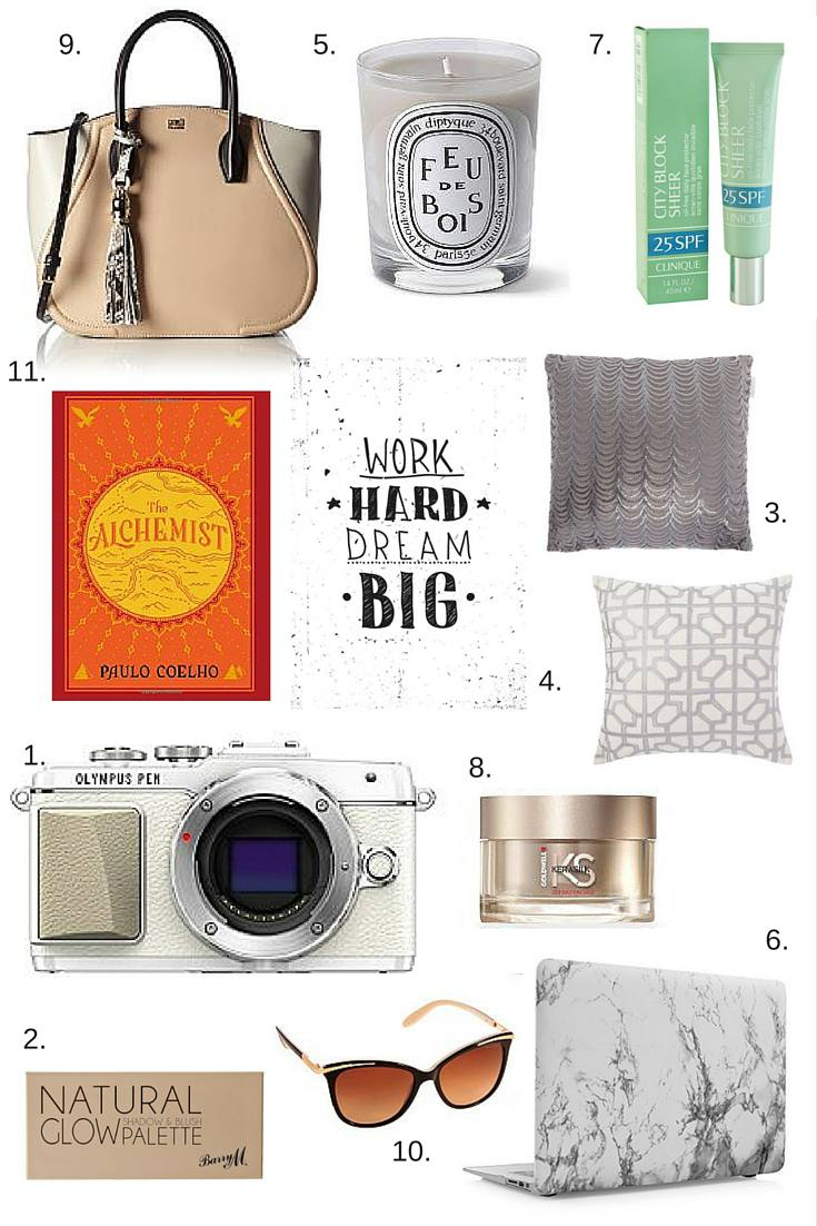 February Love and Lust List