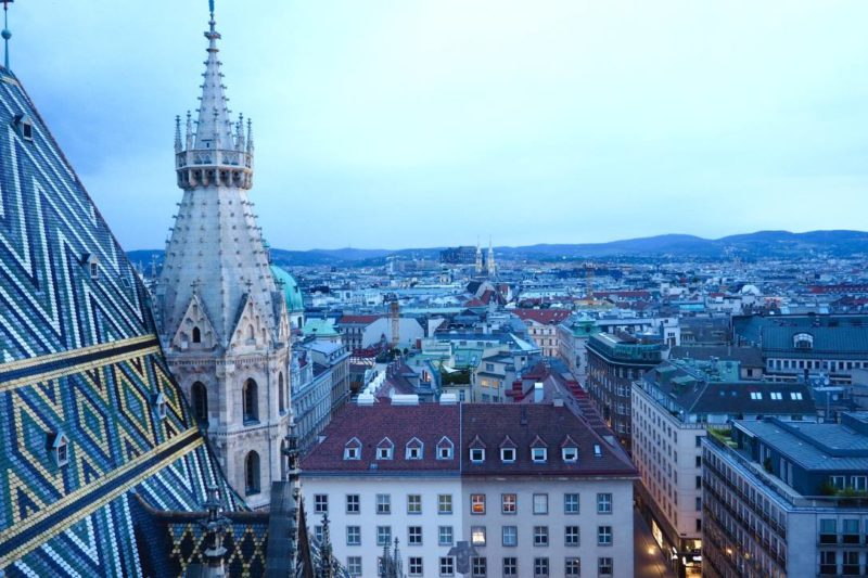 A perfect solo weekend in Vienna