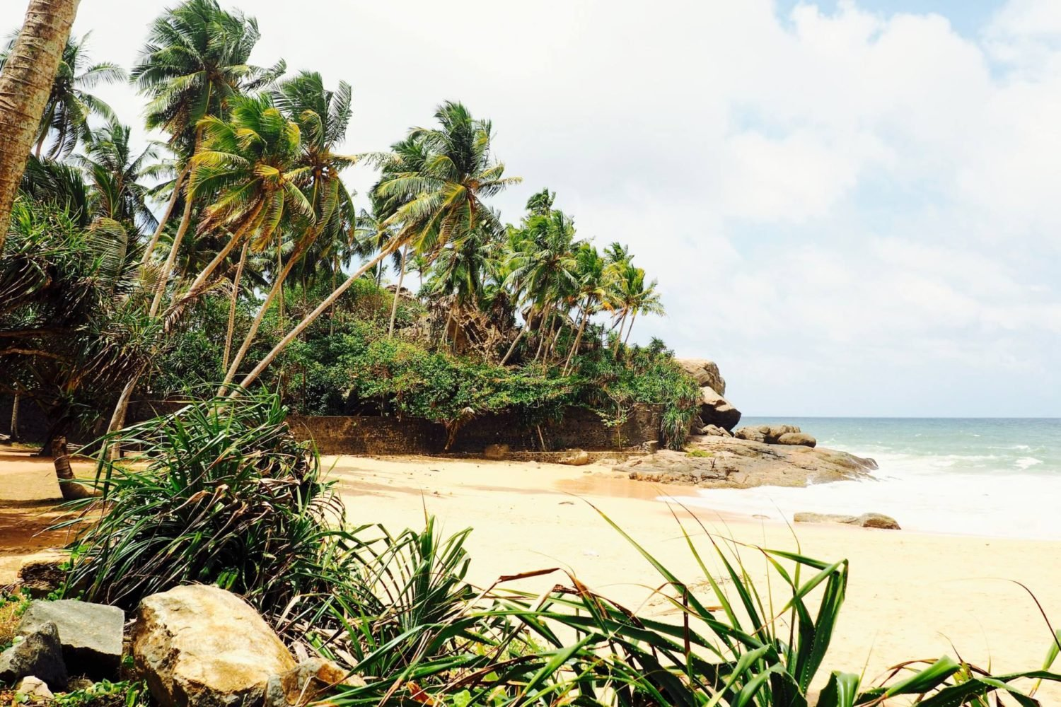 things to do in Ahungalla: bentota beach